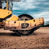 compactação do solo Jaguaré