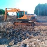 demolição industrial Alphaville