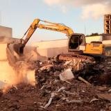 demolições de casas Água Branca