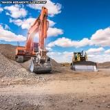 empresa de aluguel de mini escavadeira hidráulica Praça da Arvore