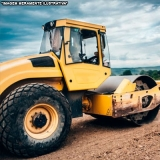 empresa de equipamentos de compactação do solo Barueri