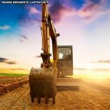 empresa de locação de escavadeira com rompedor Itapevi