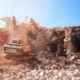 empresa que faz demolição controlada Água Branca