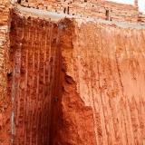 escavação de tubulação Vila Romana
