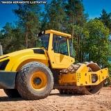 serviço de compactação de solo Alphaville