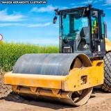 serviço de compactação de terreno Perus