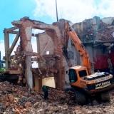 serviço de demolição de casas Freguesia do Ó