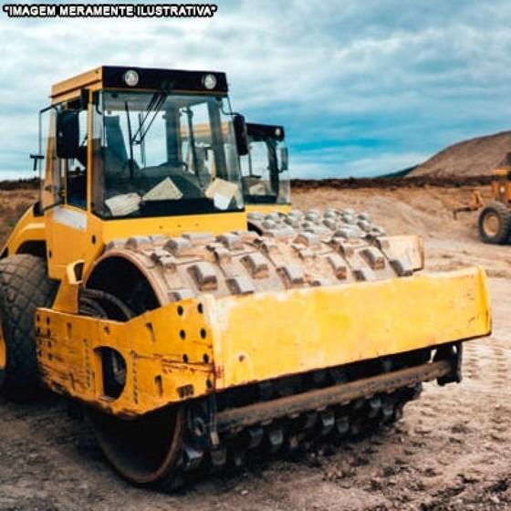 Compactação do Solo Construção Civil Cajamar - Máquina de Compactar Solo