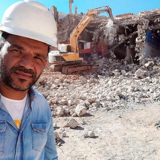 Demolição Construção Civil Orçamento Pinheiros - Demolição Administrativa