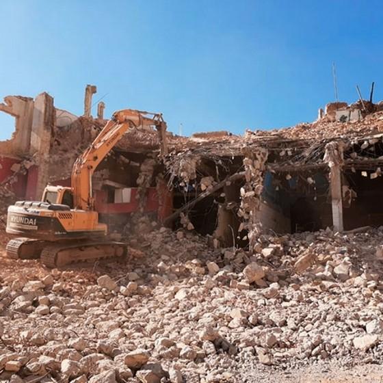 Demolição e Terraplanagem Orçamento Tucuruvi - Demolição Residencial