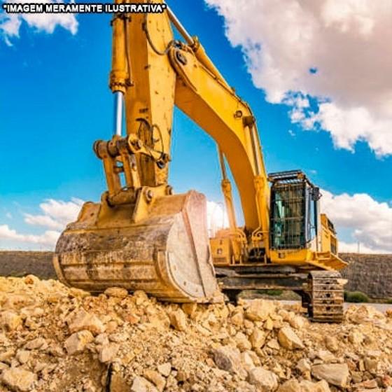 Empresa de Aluguel Retroescavadeira Mandaqui - Aluguel de Mini Escavadeira Construção Civil