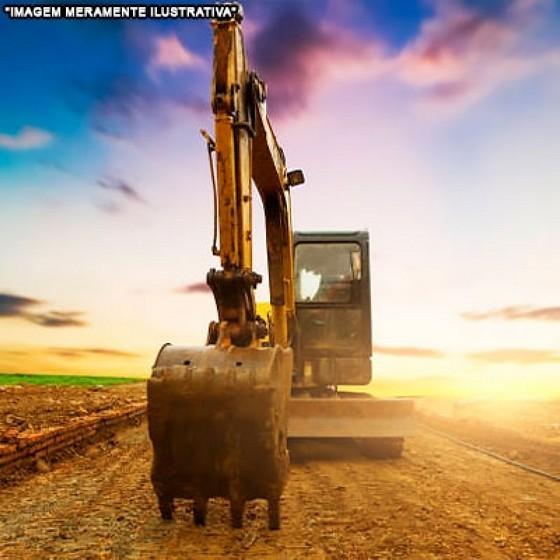 Empresa de Locação de Escavadeira com Rompedor Guarulhos - Locação de Mini Escavadeira Hidráulica