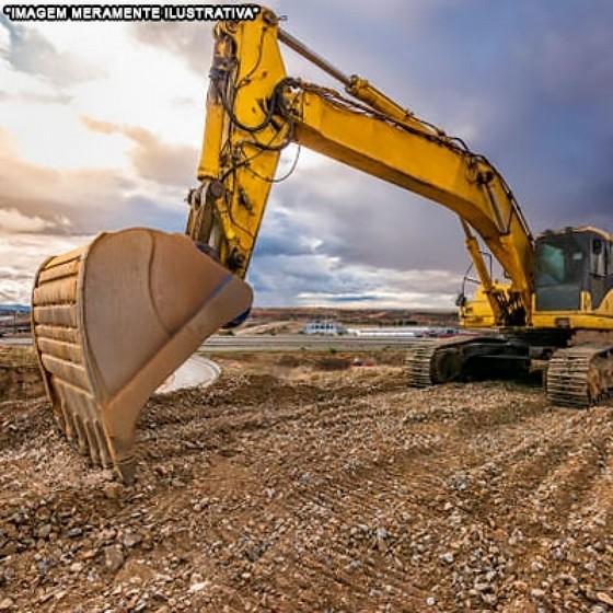 Locação de Mini Escavadeira Hidráulica Alphaville - Locação de Mini Escavadeira