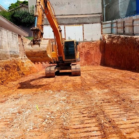 Nivelamento de Terreno Vila Medeiros - Nivelamento de Terreno Aclive