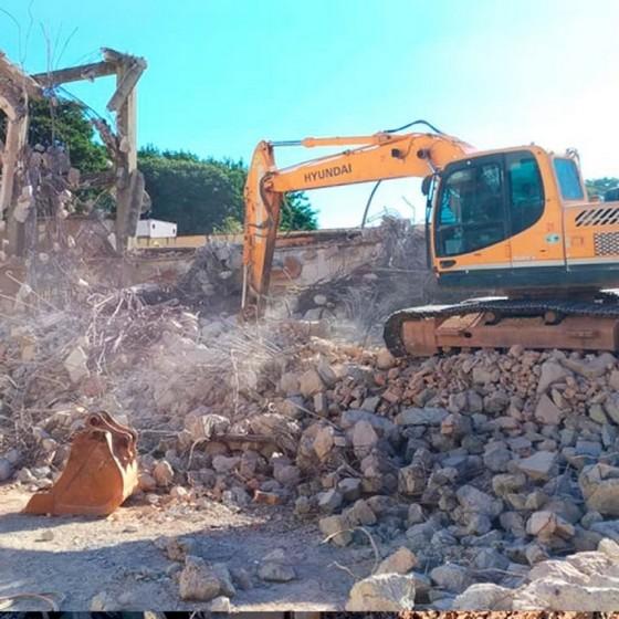 Orçamento Demolição de Galpão Santana de Parnaíba - Demolição de Galpão