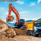 contratar caminhão para pegar entulho Pacaembu