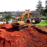 contratar máquina para limpar terreno Jardim São Paulo