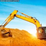 contratar serviço de escavação terraplanagem Lapa