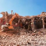 demolição controlada