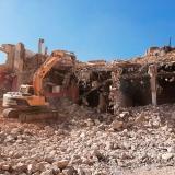 demolição e terraplanagem orçamento Água Branca