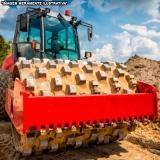 empresa que faz serviço de compactação do solo construção civil Vila Gustavo