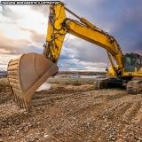 locação de mini escavadeira hidráulica Jandira