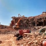 orçamento de demolição de casas Praça da Arvore
