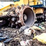 serviço de compactação de solo construção civil Vila Romana
