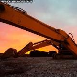 serviço de locação de mini escavadeira hidráulica Santana de Parnaíba